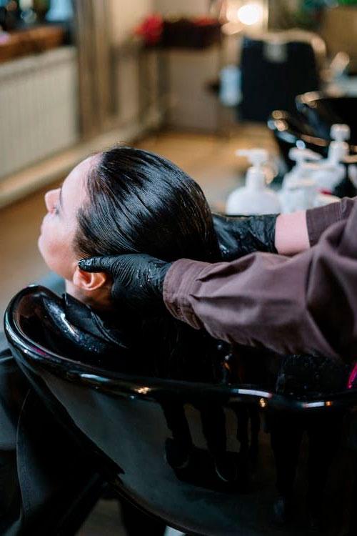 Многослойный уход для волос