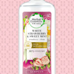 Herbal Essences клубника и мята