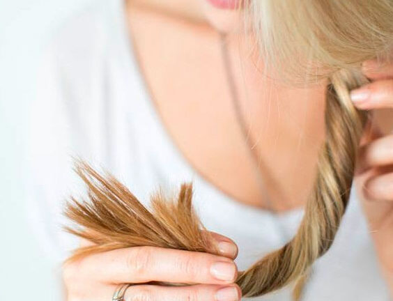 Сечение волос